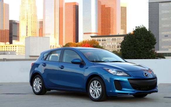 2013 Mazda3 Sport