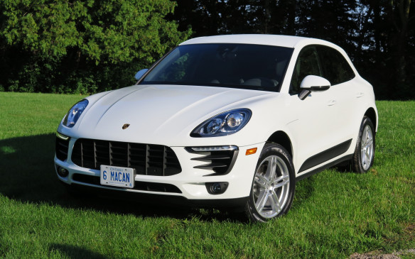 <p>There is a new entry-level Porsche – a four-cylinder base model of the Macan SUV. Words and photos by Richard Russell</p>