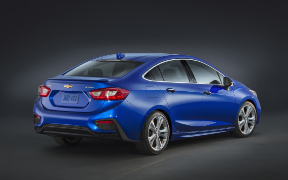 <p>Like the other cars in the top five, Cruze sales fell in 2015, down by 7.2% to 31,958 units and 14<sup>th</sup> place overall.</p>