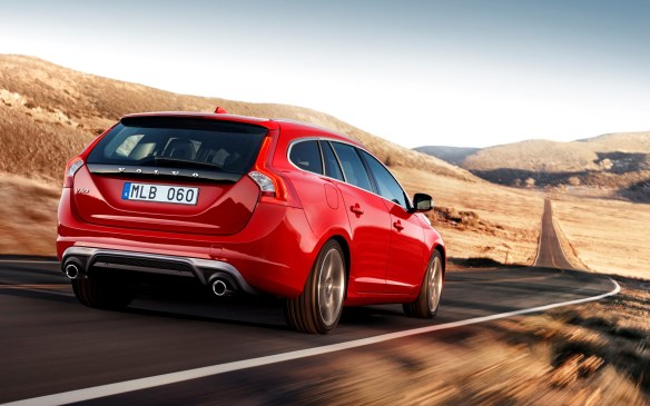 <p>The V60 features three engines of various strengths: the 2.0-litre Drive-E turbo four, good for 240 horsepower; the familiar 2.5-litre turbo five-cylinder (250 horsepower) that employs the old six-speed automatic transmission tied to Haldex all-wheel drive; and the 325-horsepower 3.0-litre turbocharged inline-six that graces the top-of-the-line T6 R-Design, also with all-wheel drive. The V60 is more a driver's car than a family hauler extraordinaire; it works as advertised, but cargo room could be better. Fortunately, Volvo continues to sell the old XC70, which offers considerably more usable space in an all-wheel-drive wagon that channels the Subaru Outback.</p>