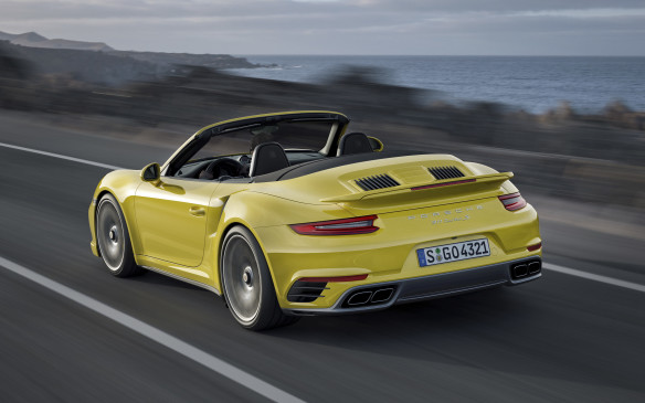 <p>Both are available as soft-top convertibles, which cost an extra $14,000 each.</p>