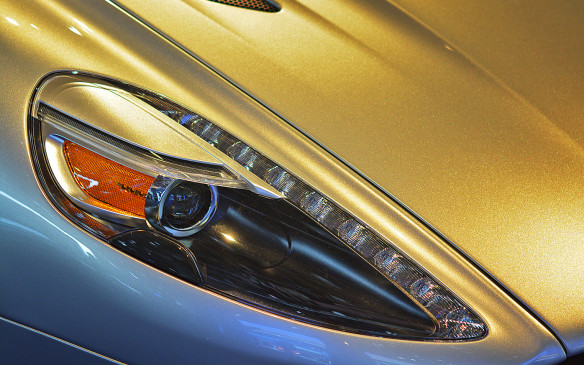 <p>One- hundred years of Aston Martin gave birth to their grandest flagship car to date: the Vanquish. Not much changes from year to year with Aston's most venerable car, but this is not a vehicle that needs to change to keep pace. Loved by many, the Vanquish has often been called the most lovely thing on four wheels. It's hard to not to agree.</p>