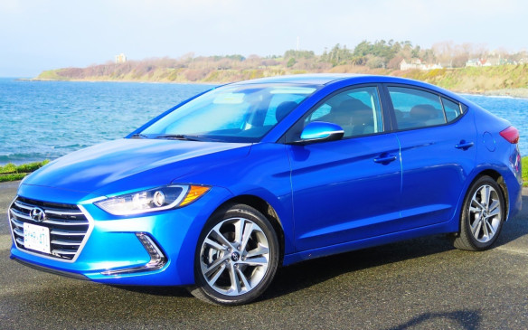 "<p> At an event held in Brentwood, B.C, to introduce this latest version of its best-selling vehicle to the media, Hyundai Canada president and CEO Don Romano explained that the 2017 Elantra has been developed and equipped to ""disrupt the competition.""</p>"