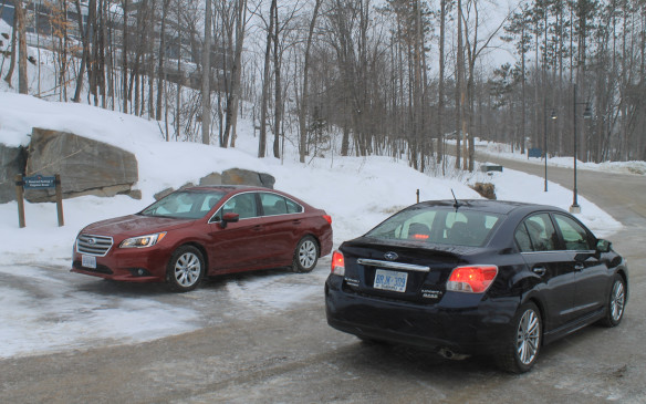 <p>In the snowy wintertime, all-wheel-drive rules!</p>