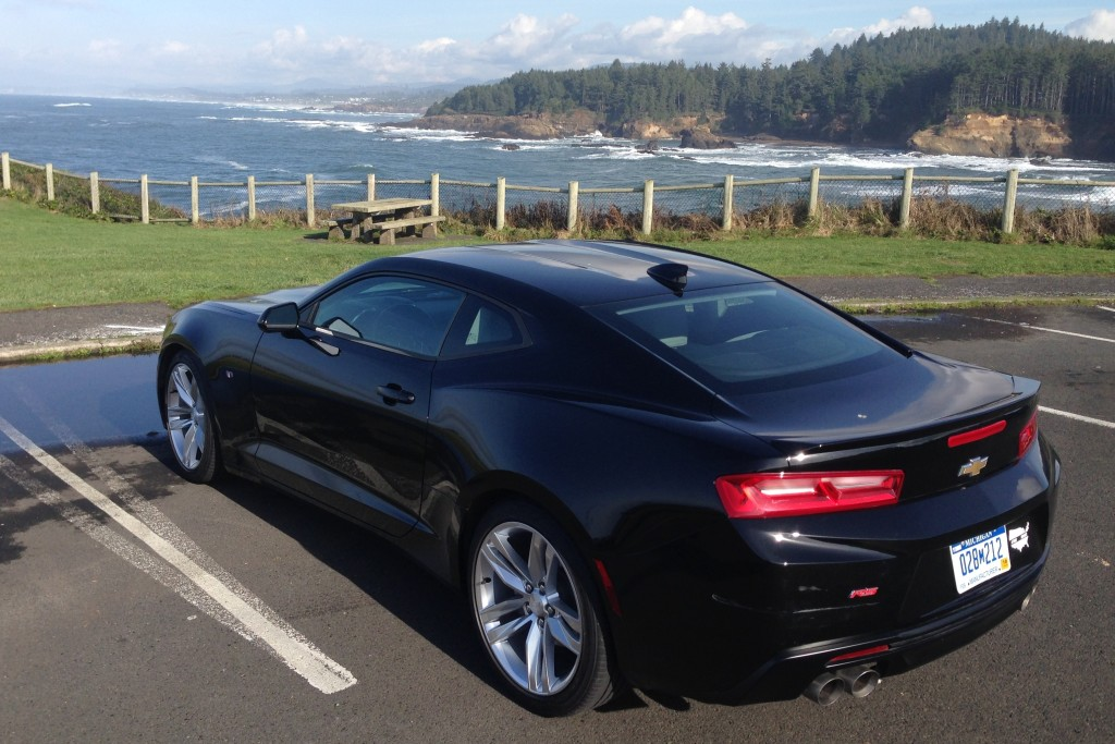 Read Car Review Road Test Chev Camaro Cruising The
