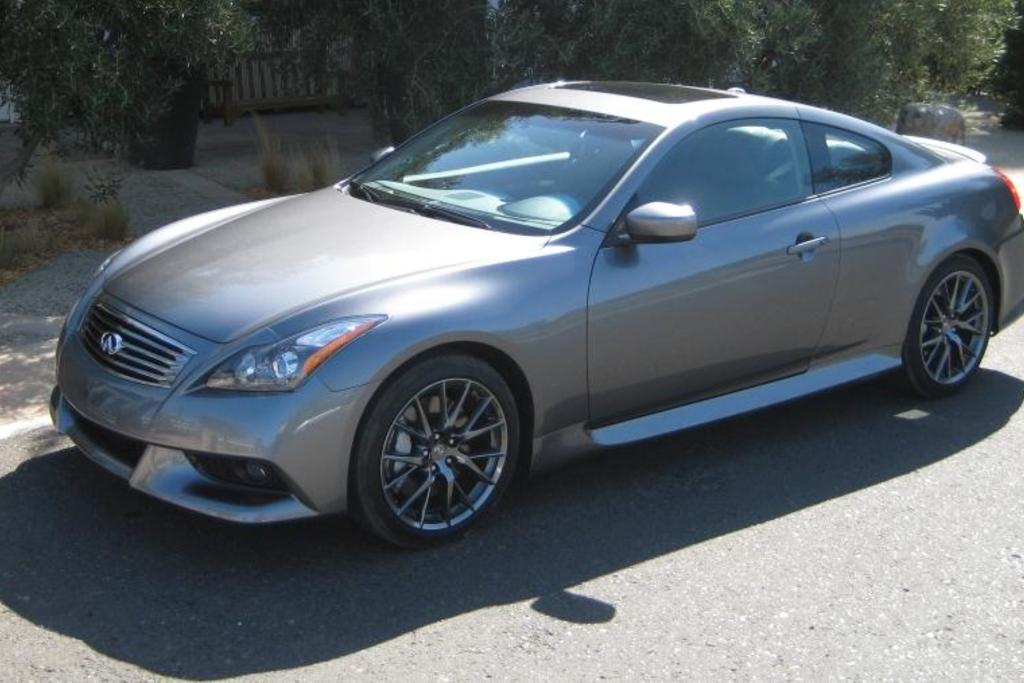 Read Car Review 2011 Infiniti Ipl G37 Coupe Autofile Ca