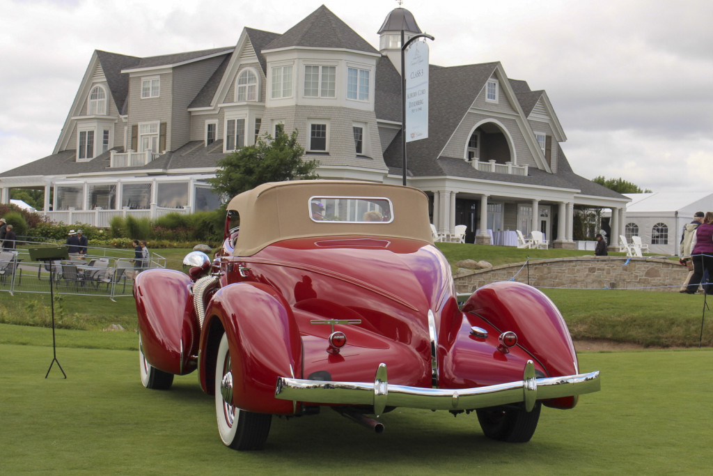Car Photo Classic Cars To See At Cobble Beach Concours Iv
