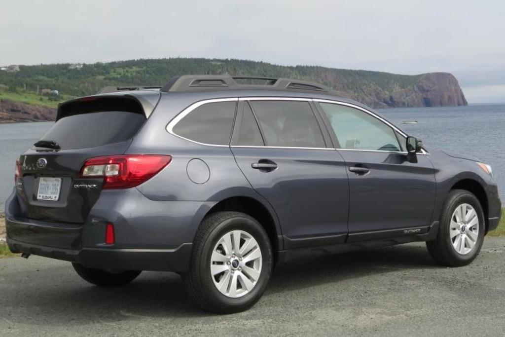 read car review first drive 2015 subaru outback. Black Bedroom Furniture Sets. Home Design Ideas