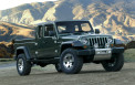 <p>2005 Jeep Gladiator Concept</p>
