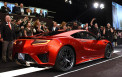 <p>The first production Acura NSX bought at auction for $1.2 million.</p>