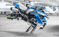 <p>BMW Motorrad LEGO Hover Ride Design Concept</p>