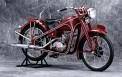 <p>Honda Dream Type-D Motorcycle</p>