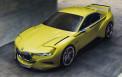 <p>BMW 3.0 CSL Hommage concept</p>