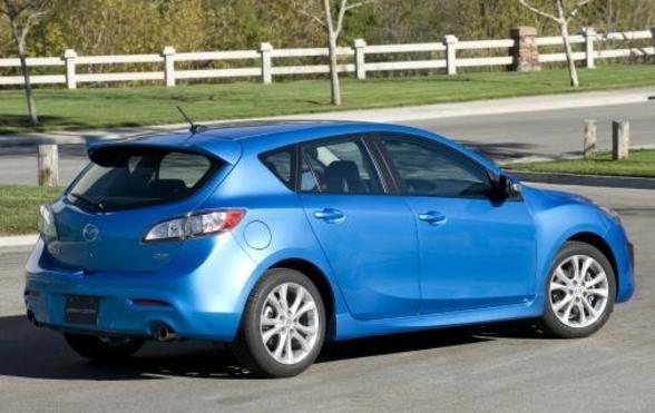 Superb 2011 Mazda 3. Hatchback ...