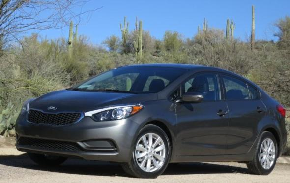 2014 Kia Forte Sedan. New Kia Compact Is Is Openly Targeting Its Hyundai  Elantra Cousin