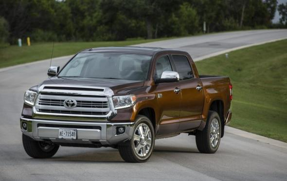 The 2014 Tundra Gets A Minor Exterior Update And A Major Makeover Inside