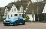 Vacationing in the English countryside with the new BMW M2