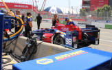 We take an up-close look at the IndyCar pits and paddock in Toronto
