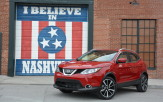 Called the Rogue Sport in the U.S., the Qashqai retains its European name in Canada