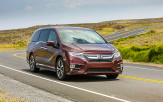 Fifth-generation Odyssey checks off all the boxes for the needs of a young family