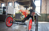 Before the moving assembly line, the Model T was born and built at Piquette Avenue