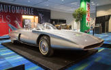 General Motors' Firebird III is a glimpse into the future from 60 years past