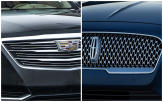 How America's top luxury sedans stack up against each other