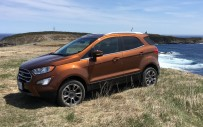 <p>By Clare Dear in St. John's, NFLD </p> <p>To fill out its SUV/CUV lineup, Ford is joining the small SUV/CUV segment (the hottest-growing segment last year and showing no signs of cooling anytime soon) by bringing the 2018 EcoSport (a vehicle it has been selling in other markets since 2012) across the Atlantic. Of course, the iteration we'll be getting here, which is being built in India, has been massaged to meet the demands of North American buyers.</p>