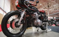 <p>Welcome to the 2018 Toronto Motorcycle Show - with so much to see and do - you may just need the entire 3 days to see it all. Stunt shows, new releases, give aways, all your riding gear, kids riding academy's, rider training courses, insurance companies and don't forget the travel/touring companies on display - there is so much to see and do at the show. And I didn't even mention the new models. We'll take a look here.</p>