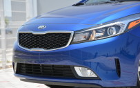 <p>The front bumper has been designed to be more aerodynamic, create less noise and help enable better fuel economy.</p>