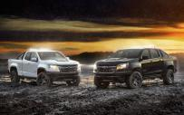 <p>2018 Chevrolet Colorado ZR2 Dusk and Midnight Editions</p>