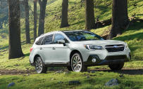 <p>2018 Subaru Legacy and Outback</p>