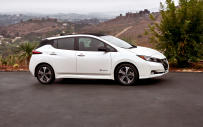 <p>Quick Take: All-electric 2018 Nissan Leaf</p>