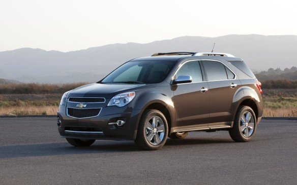 <p>The second GM production line in Oshawa, called the Consolidated Line, builds the fleet version of the Chevrolet Impala and finishes assembly of the Chevrolet Equinox compact SUV using bodies built at the CAMI plant.</p>