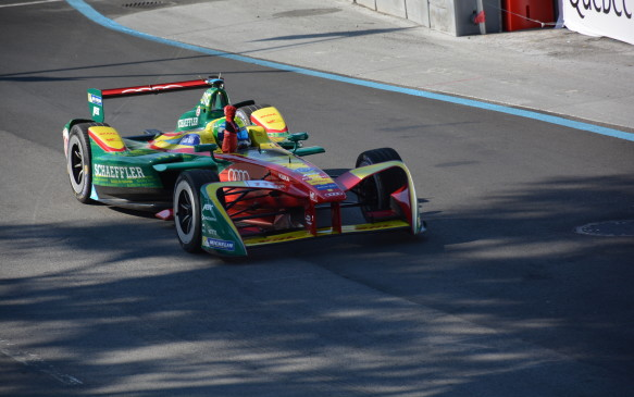 <p>Lucas di Grassi of the ABT Schaeffler Audi Sport team won the first race in Montreal and in the end captured the driver's championship over Sebastien Buemi of Renault e.Dams. The second race was won by Jean-Eric Vergne of Techeetah, his first win in three seasons.</p> <p>In their first year of racing with Jaguar, Evans and Carroll finished 14th and 21st, respectively in the driver's standings.</p>