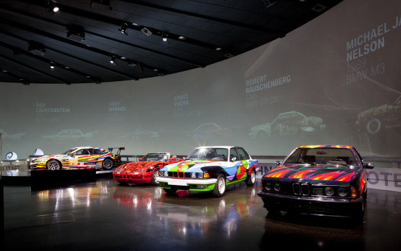 "<p>Since then, additions to the BMW Art Car Collection have been made at irregular intervals, with unique works of art from 17 internationally renowned artists, including Andy Warhol, Roy Lichtenstein, David Hockney and Jeff Koons.<br />""The BMW Art Cars provide an exciting landmark at the interface where cars, technology, design, art and motor sport meet,"" said Maximilian Schöberl, Senior Vice President, Corporate and Governmental Affairs, BMW Group. The company is celebrating the 40<sup>th</sup> anniversary of the first Art Car with a travelling exhibition of the cars that will include Europe, North America and Asia.<br />Here's a look at some of the Art Car highlights from those 40 years.</p>"