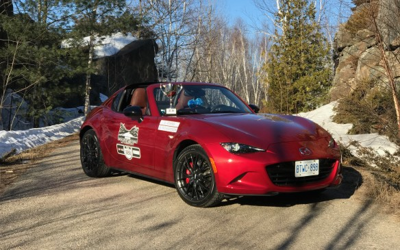 <p>It's three days of scavenger hunting, clue searching, and careful driving, and it's lots of fun. The fourth mostly-annual Mazda Adventure Rally pitted 10 teams of Canadian automotive media against each other on 1,000 kilometres of twisting roads in Ontario's cottage country. </p> <p>By Mark Richardson</p>