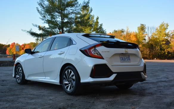 <p>After a 17-year hiatus from North America, the Civic hatch is back. It's not a model specific to the Canadian and American markets but the same new hatch built in Swindon, UK for the rest of the world.</p>