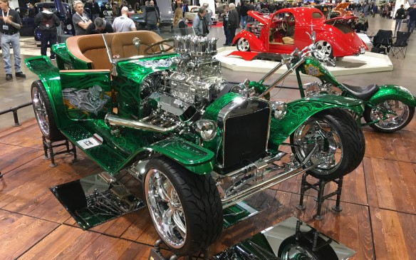 <p>Despite winter's chill outside, gearheads and racing fans know spring is arriving soon when the doors open to the annual Motorama custom car show and motorsports expo in Toronto.  </p> <p>Text and photos by Clare Dear</p>