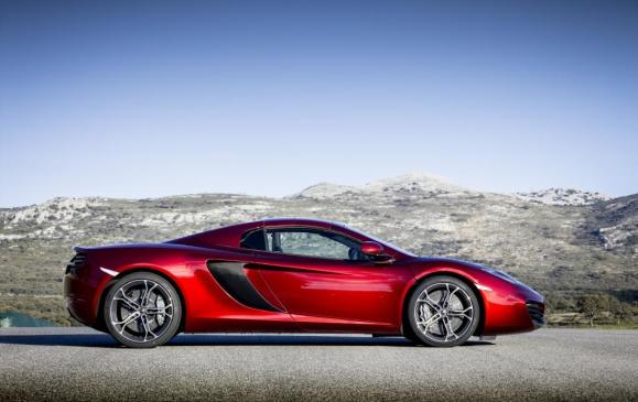 McLaren 12C Spider - Top Up
