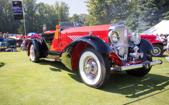 <p>Speaking of the Auburn-Cord-Duesenberg family, this 1930 Duesenberg Model J Boat Tail must be one of the prettiest body styles ever created for the mightiest American motor car.</p>