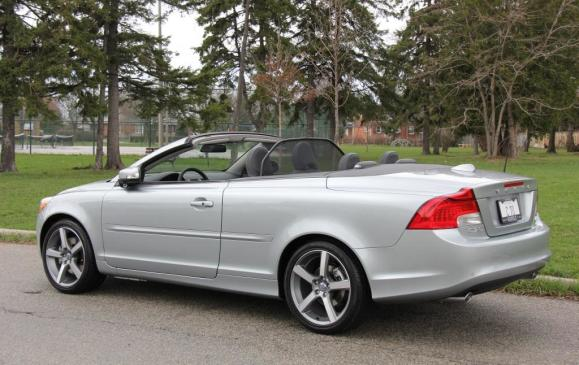 2013 Volvo C70 - Special Edition for Canada