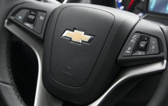 2013 Chevrolet Trax - steering wheel detail