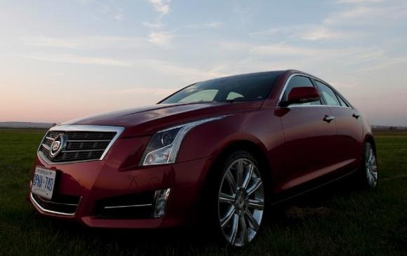 2013 Cadillac ATS - AJAC winner, best new luxury car