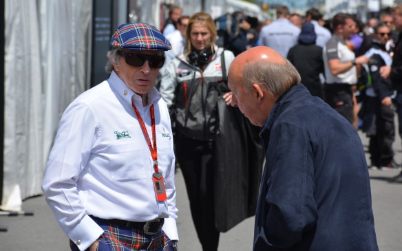 <p>Three-time World Champion, former team owner and long-time drivers' safety advocate, Sir Jackie Stewart…</p>