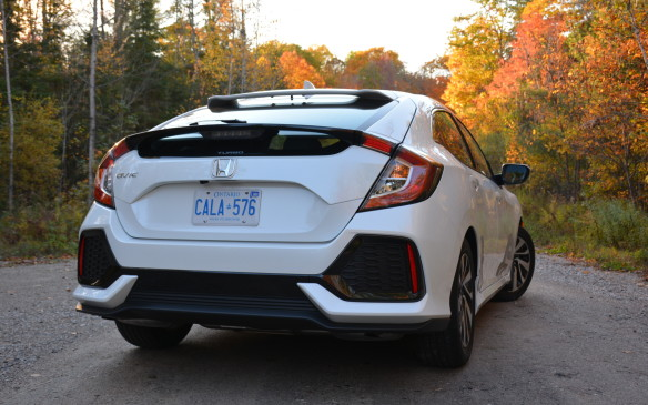 <p>The Honda Civic, now in its tenth-generation, gets a new hatchback variant for 2017.  </p> <p>By David Miller</p>