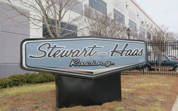<p>The partnership between every man's racer and three-time Sprint Cup Champion Tony Stewart and industrial entrepreneur Gene Hass, Stewart-Haas Racing fields Chevrolets for Stewart, #14; Danica Patrick, #10; Kevin Harvick, #4 and Kurt Busch, #41. Stewart is known for his desire to race anything, anywhere. Haas owns the largest CNC machine tool building business in the western world.</p>