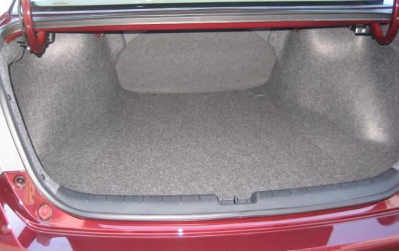 2013 Honda Accord - trunk
