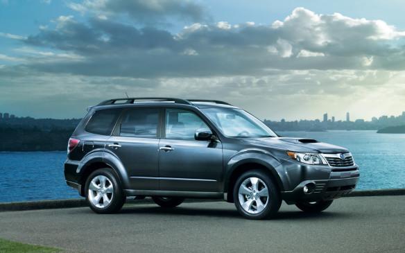 <p>2009 Subaru Forester</p>