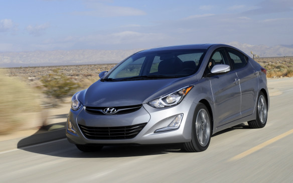 <p><strong>Hyundai Elantra L – $10,900 – </strong>Thanks to some recent freshening, the Hyundai Elantra remains an eye-catching design that belies its seriously low cost of entry. Although its recent drastic price slash brings stripped L models to that sub-$11K figure, the regular Elantra would still qualify in this group with a normal starting price of $15,399. The L does get a decent six-speaker audio system, power windows and locks, but there's no air conditioning or Bluetooth to be had. Power comes from a revised 148-horsepower 1.8-litre four-cylinder engine and six-speed manual transmission. Like others on this list, a six-speed automatic is available, but you'll need at least the GL trim to make it happen.</p>